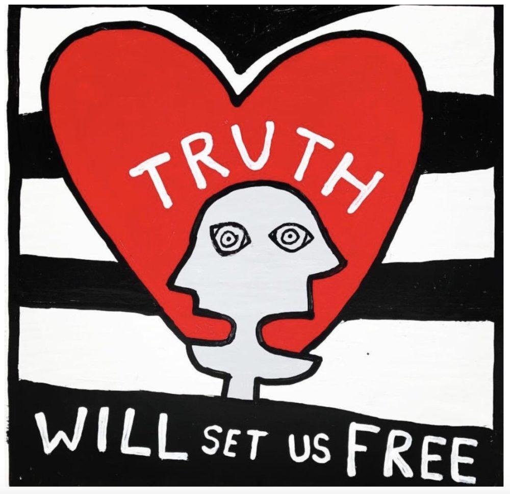 Truth Will Set Us Free Print