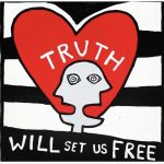 Truth Will Set Us Free Print