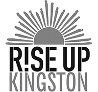riseupkingston-logo_bw3